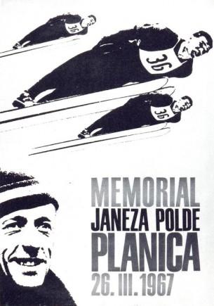 Planica, Memorial Janeza Polde